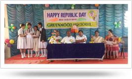 RD Celebrations at Greenwood School Hanmakonda