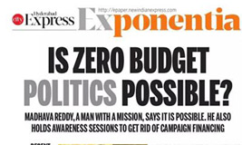 Brief Note on Zero Budget Politics